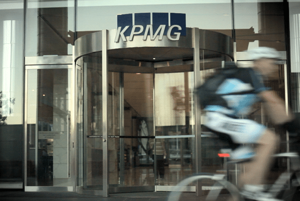 KPMG <br> 'Welcome'